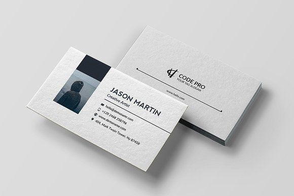 Business Card By Creative Source On Creativemarket Business Card Design Cool Business Cards Business Cards