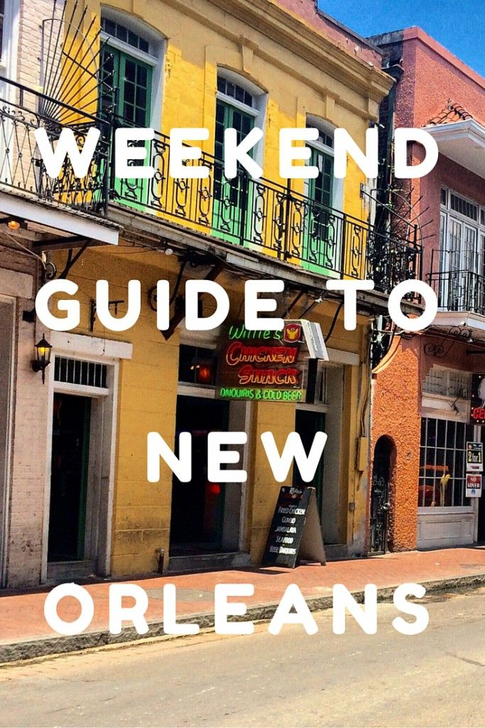 WEEKEND GUIDE TO NEW ORLEANS | JET-SETTING SPIRIT