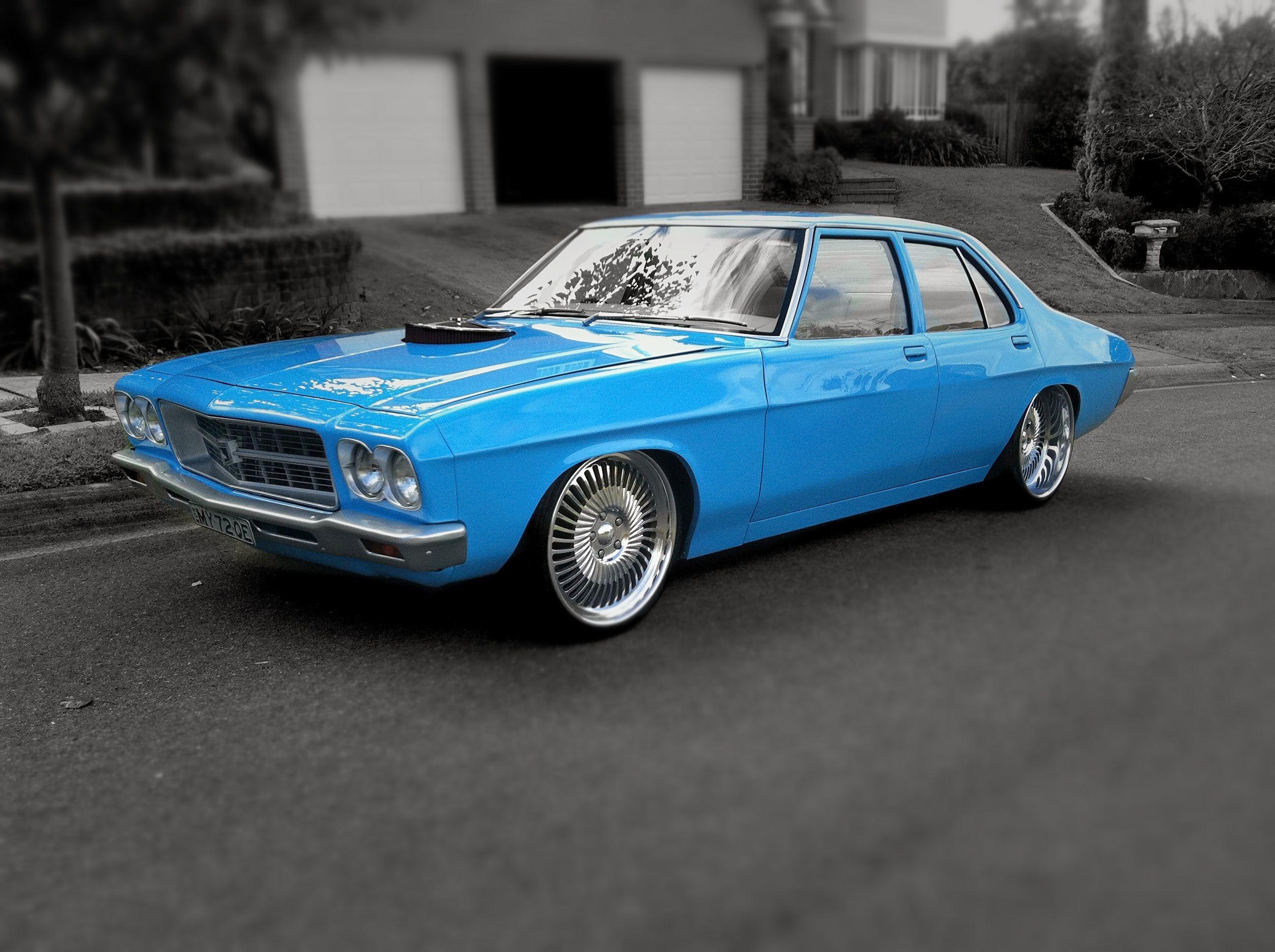 1972 HQ Premier