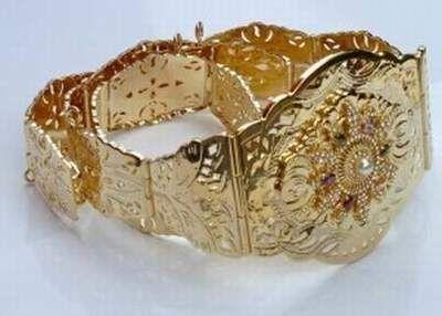 ceinture caftan marocain,ceinture marocaine traditionnelle ...   Gold b0c848787d1