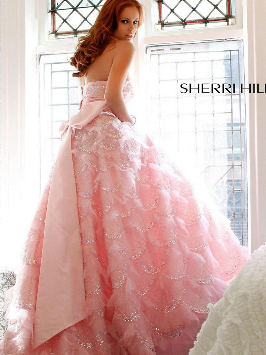 quinceanera dresses pink tulle - Google Search | Sweet 16 ...