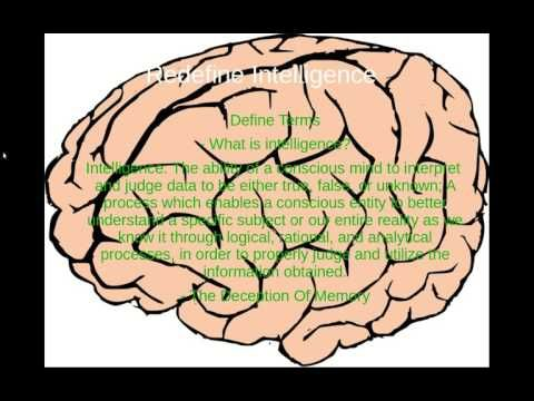 redefine intelligence what is smart