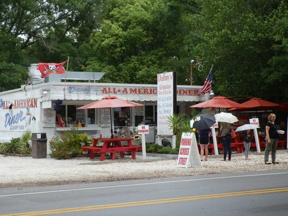 Danny's All American Diner Tampa, Florida American