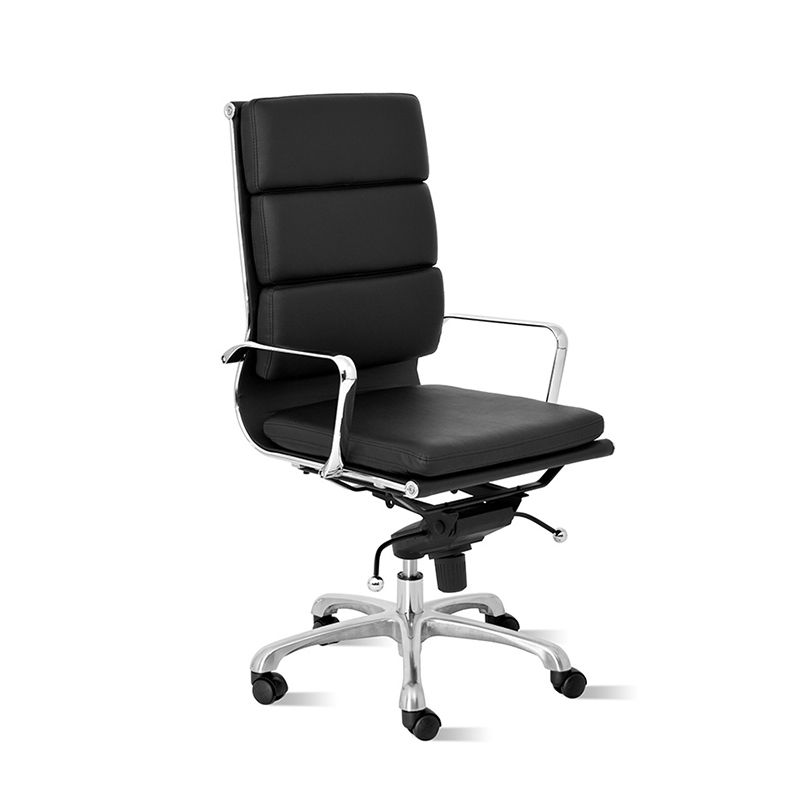Silla Oficina Office Chair Mithril 110x59x63 Blanca O Negra