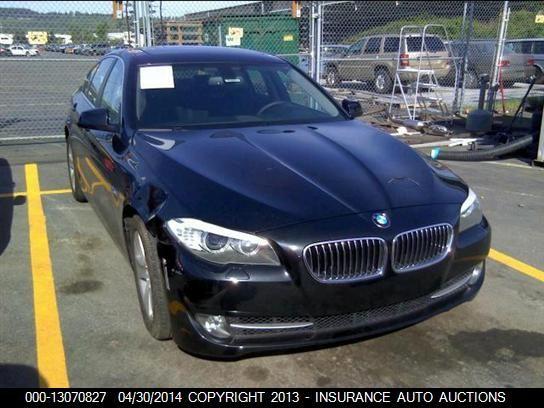 2013 Bmw 528xi Www Iaai Mx Bmw Car Collection Luxury Cars