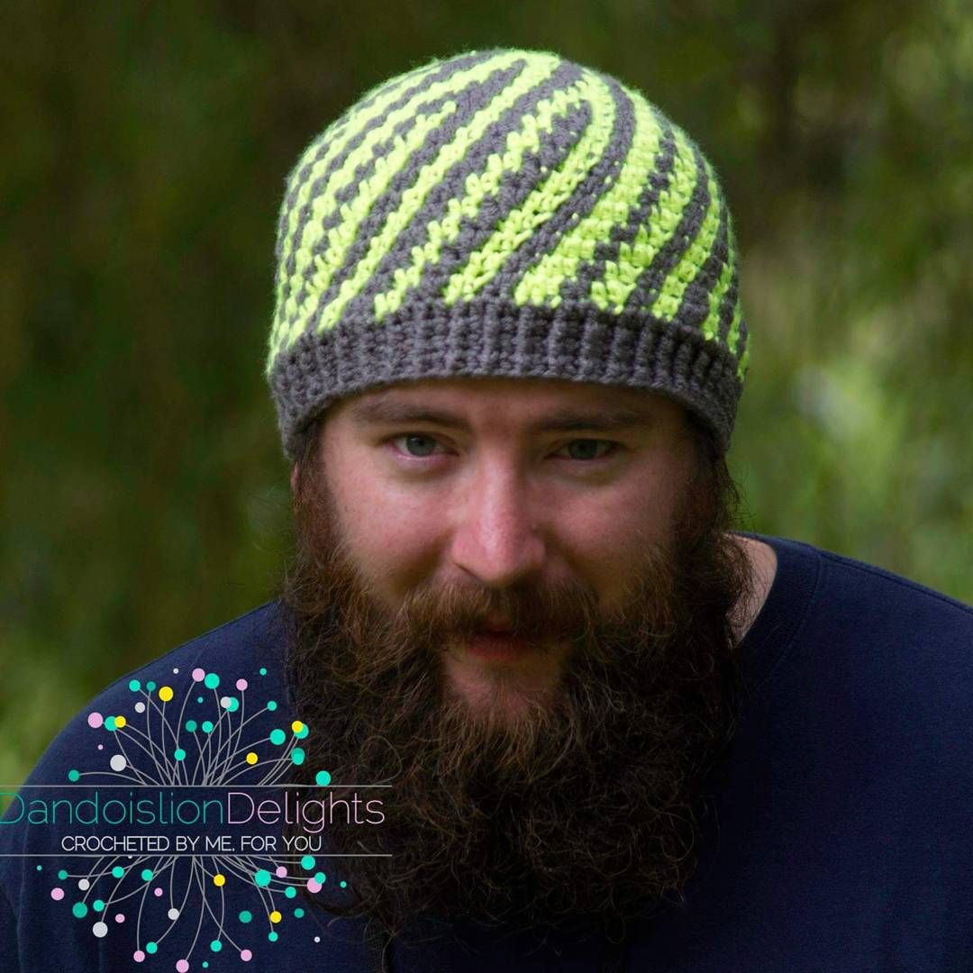 New hat! The Tribal Typhoon can be made in sizes from newborn to ...