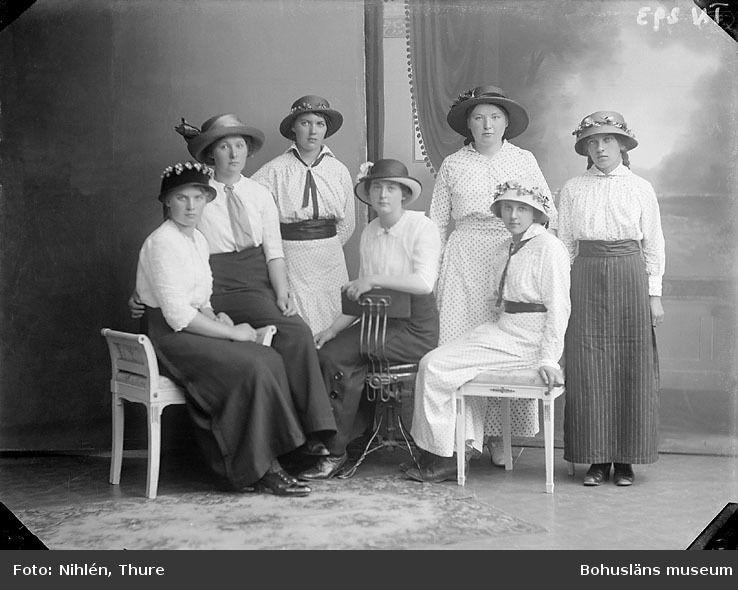 1909 - 1916 (efter 1909, före 1916)