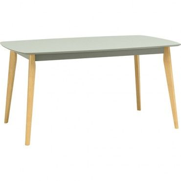 Arthur Dining Table - Light Grey - 150cm | $309.00 - Milan Direct