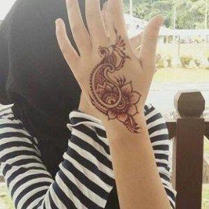 Motif Henna Tangan Simple Berikut Adalah 47 Contoh Motif Henna