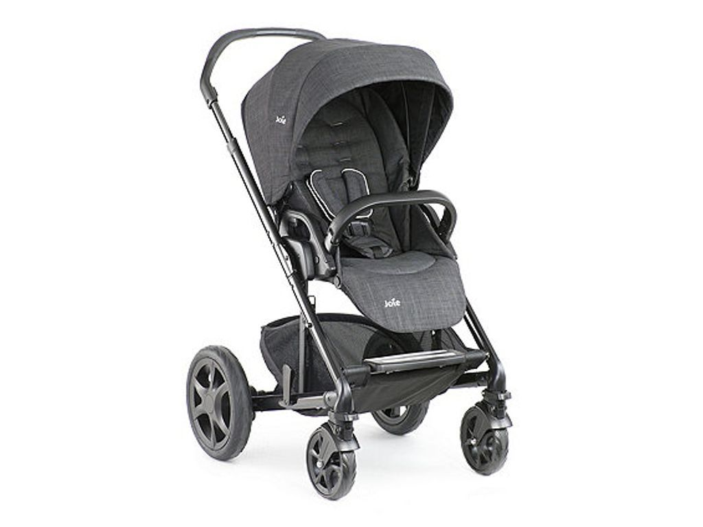 Travel System Joie Chrome Joie Chrome Dlx Pushchair With Footmuff Pavement Baby
