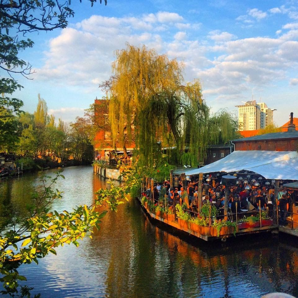 Club Der Visionaere Riverside Bar With A Wooden Sun Terrace Electronic Music Known For Sunday Afternoon Parties Cool Places To Visit Berlin Trip Advisor