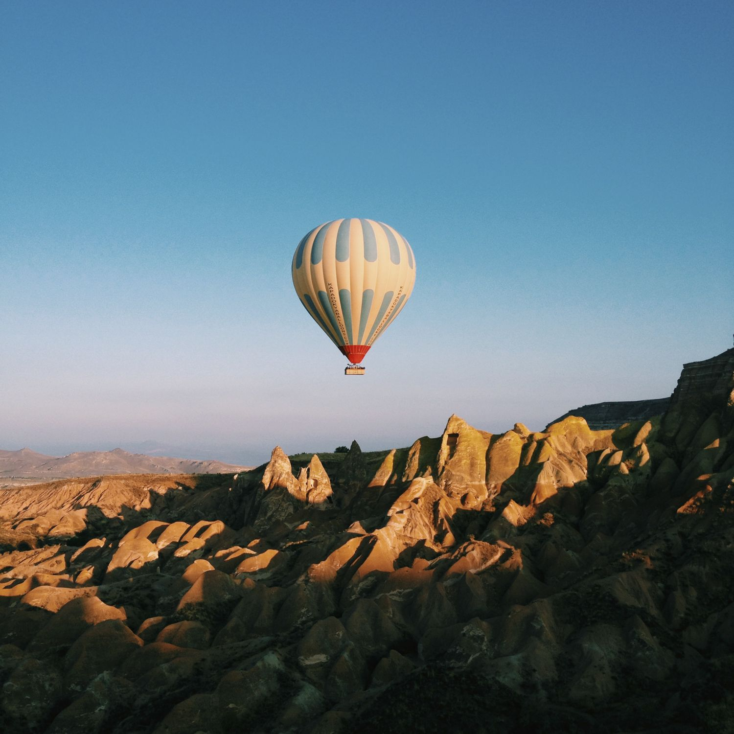 [ The Road Knows ] © X Miles & Miles Hot Air Ballooning