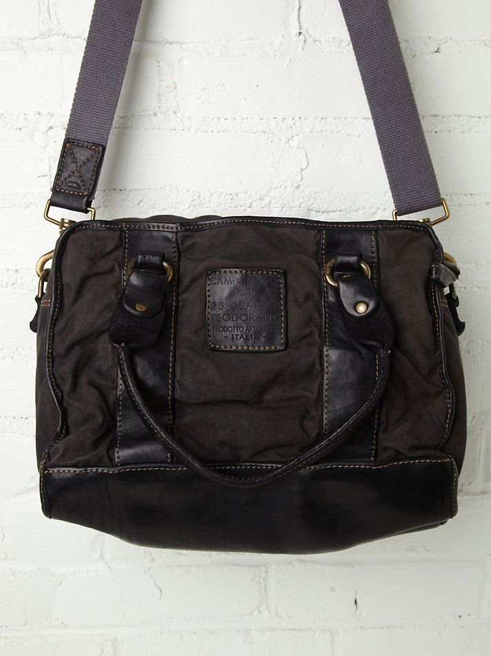 Free People Camillo Distressed Satchel...must have!