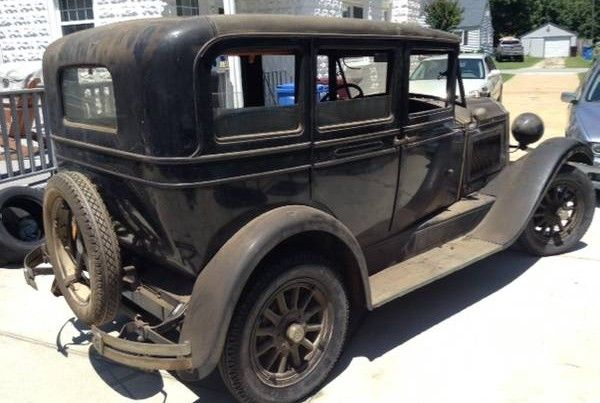 After 65 Years 1929 Willys Knight Lives Again Willys Knight