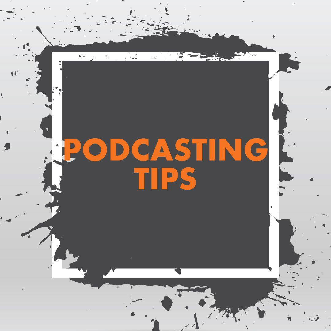Podcasting Tips Board Cover Web Design Digital Marketing Web Design Agency