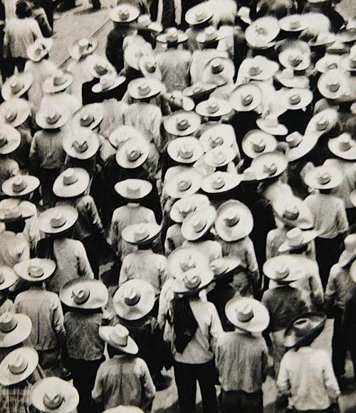 Tina Modotti - Workers Parade, 1926