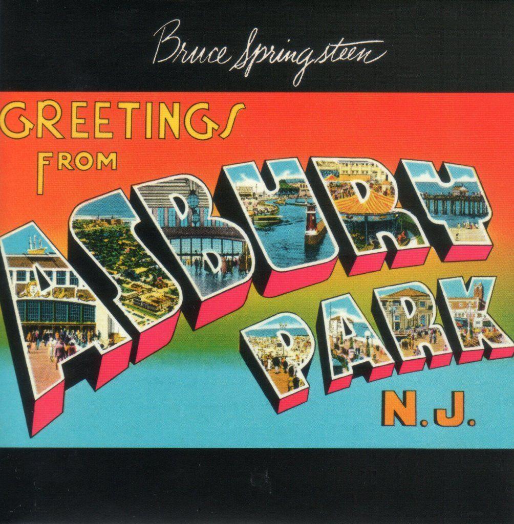 19730105 Bruce Springsteen Greetings from Asbury