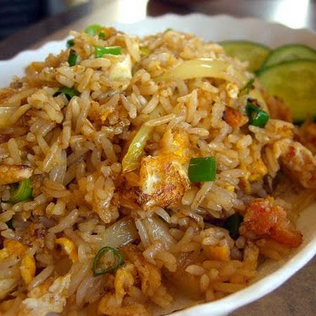 Asian Crab Fried Rice Recipe 3 8 5 Recipe With Images Crab Fried Rice Recipe Asian Recipes