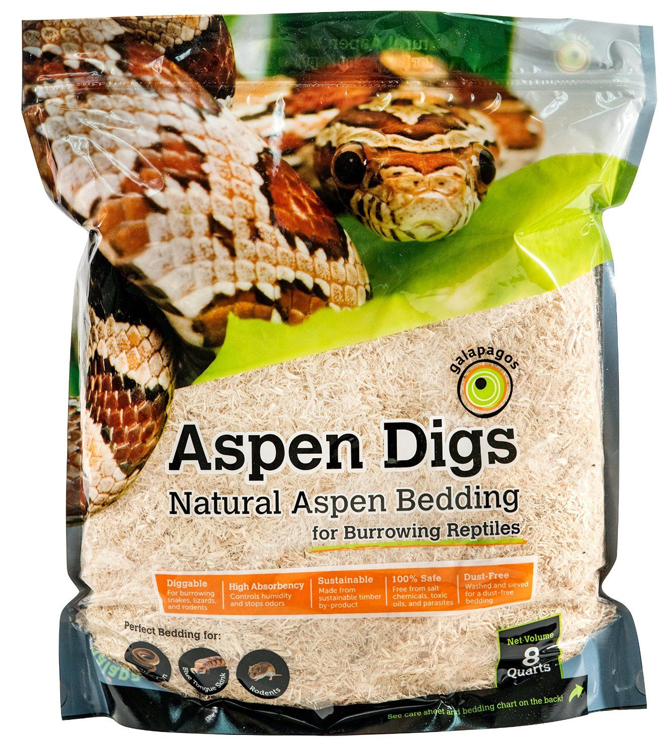 Top 4 Snake Bedding Material under 15 (With images