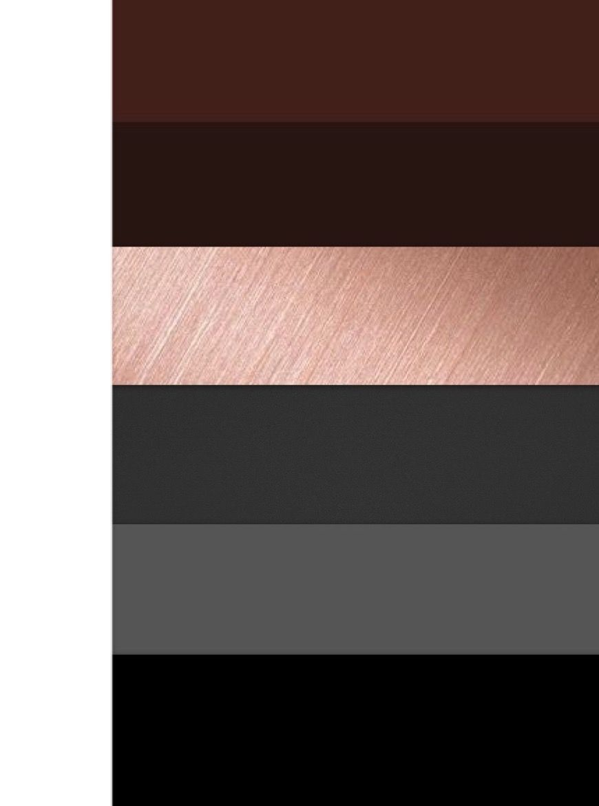 Bedroom Color Palette White Dark Chocolate Brown Copper Grey Light And Black