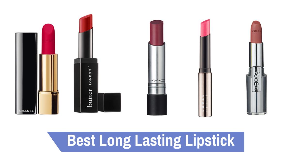 Best Long Lasting Lipstick Of 2015 | Eye Makeup Tips, Tutorials ...