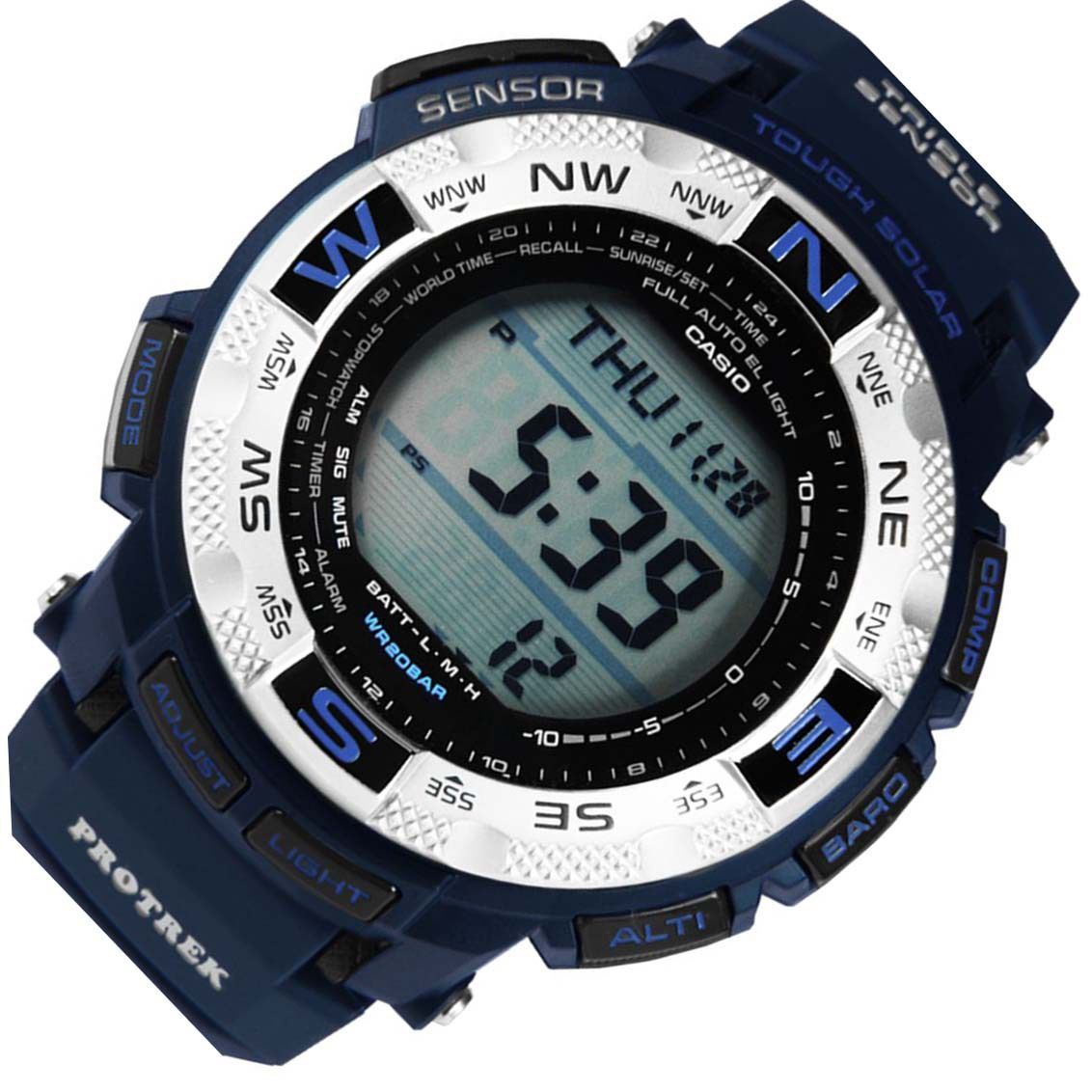 Casio Protrek Prg 260 2dr Casio Protrek Casio Sports Watch