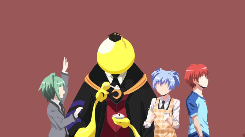 Ansatsu Kyoushitsu Assassination Classroom By Noerulb On Deviantart Assassination Classroom Best Anime Drawings Anime Wallpaper