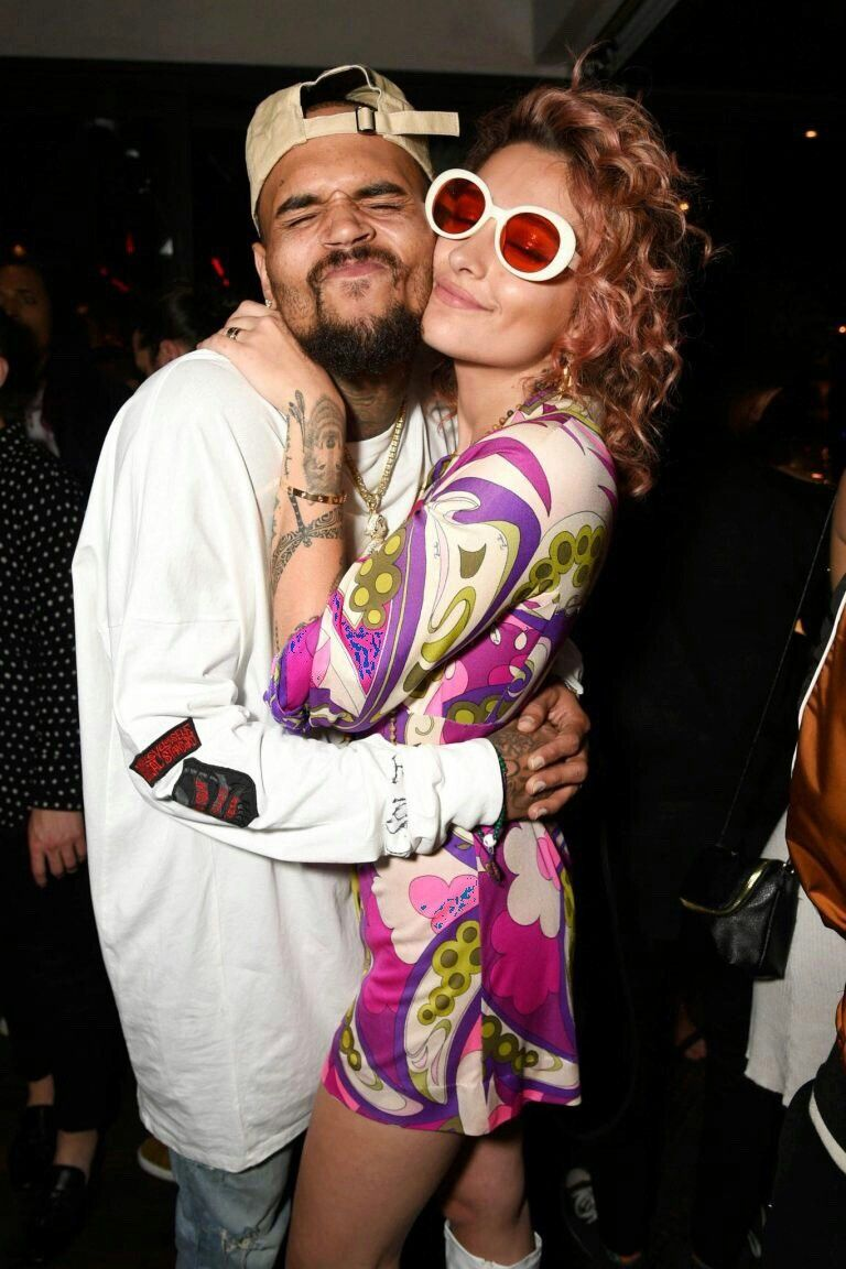 who is chris brown married to