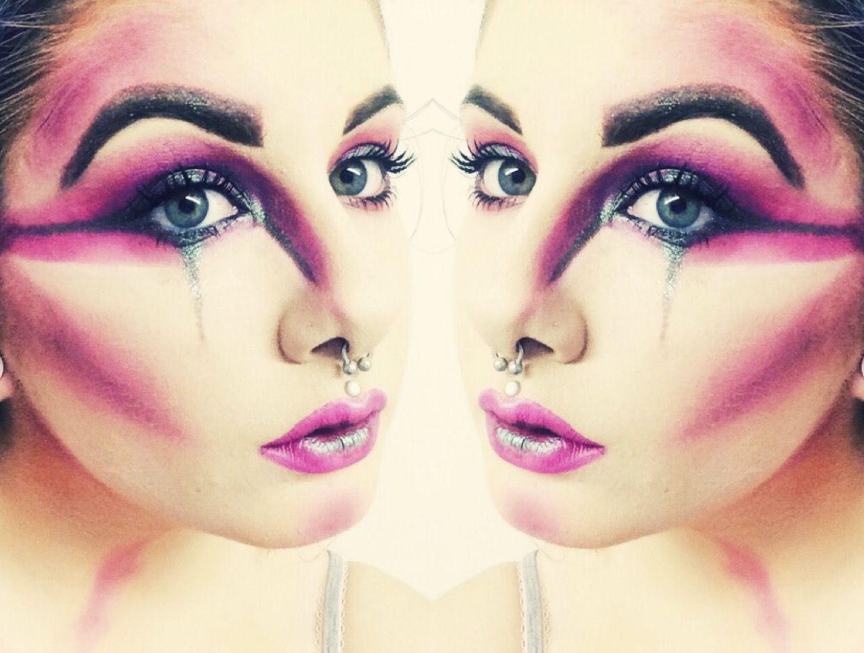 Old age fantasy make up Colorful makeup, Makeup, Stage