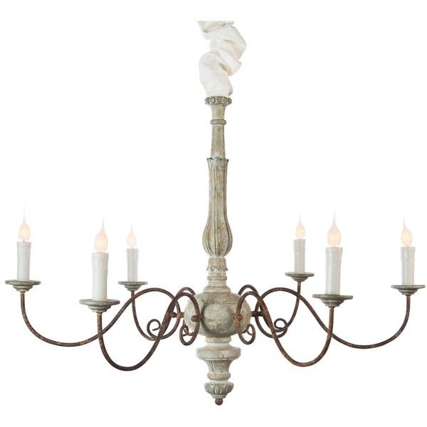 Aidan gray lighting avignon blue cream chandelier 1050 liked aidan gray lighting avignon blue cream chandelier 1050 liked on polyvore featuring home mozeypictures Images