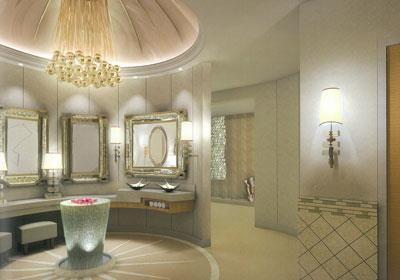 2 Antilla Mumbai The Ambina S Bathroom Top 7 Craziest Mansions