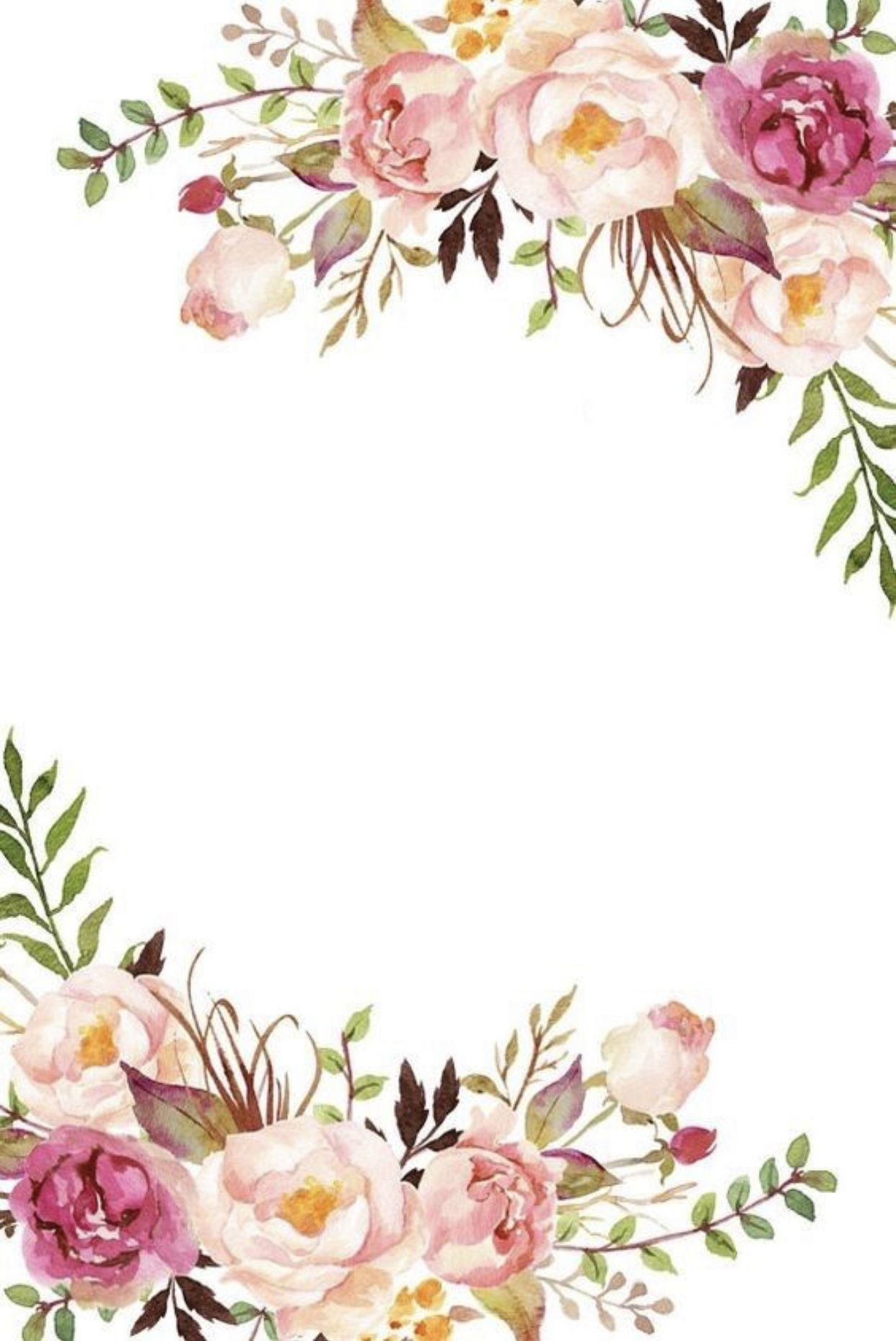 Pin By Kori Bonello On Esthetician Room Floral Background