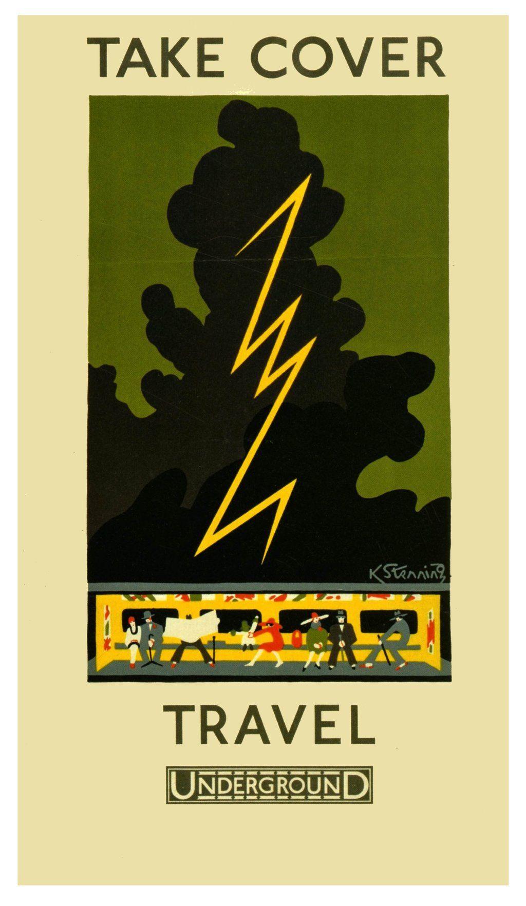 Rob Baker on   England travel poster, Transportation ...