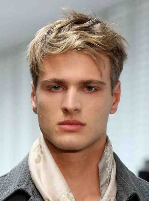 Mens Side Swept Fine Hairstyle Mens Hairstyles Medium Mens Hairstyles Cool Hairstyles For Men