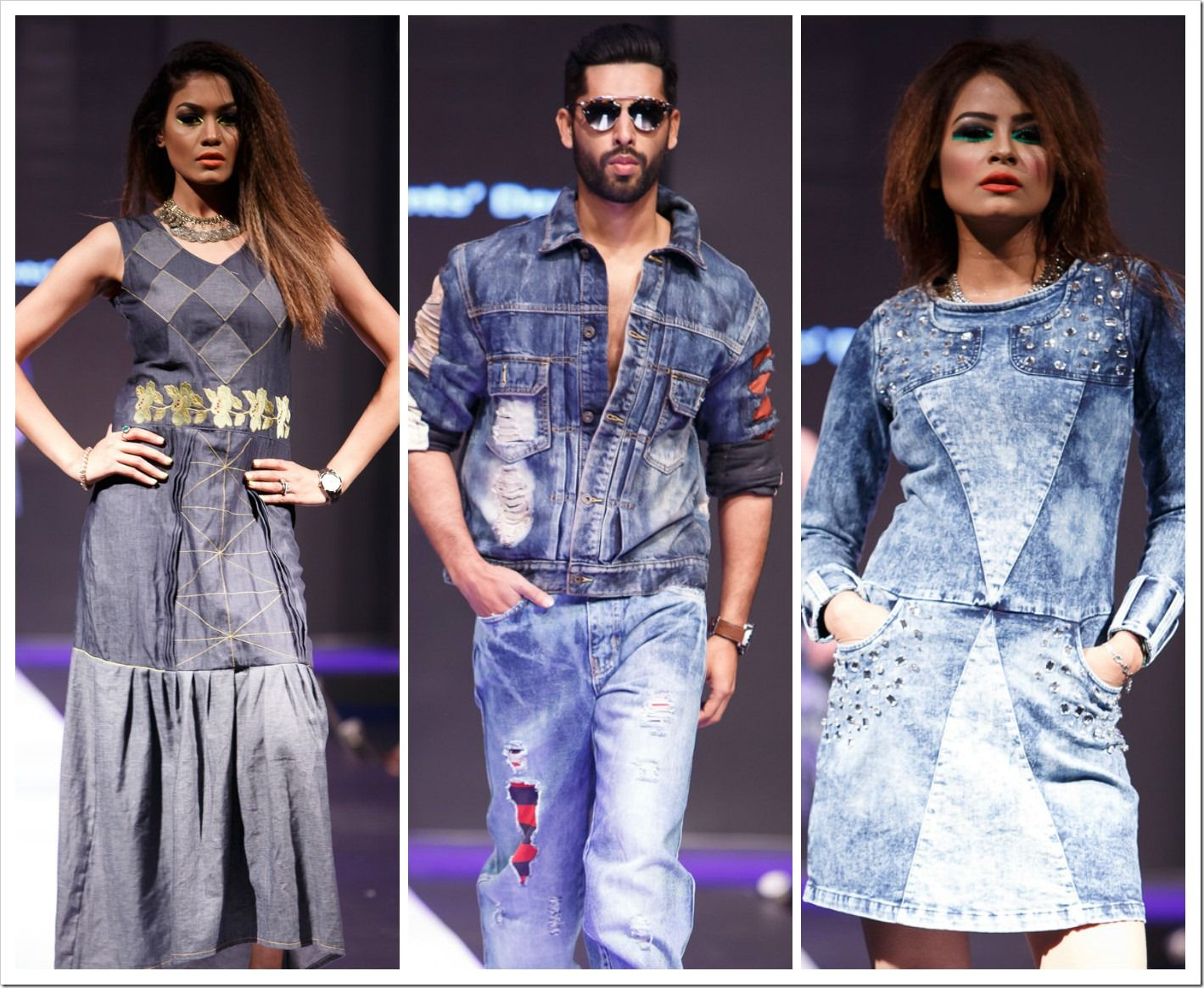 Bangladesh Fashion Students Stunned The Denim World With Their Designs At The 5th Edition Of Denimsandjeans Com Student Fashion Fashion Denim Design