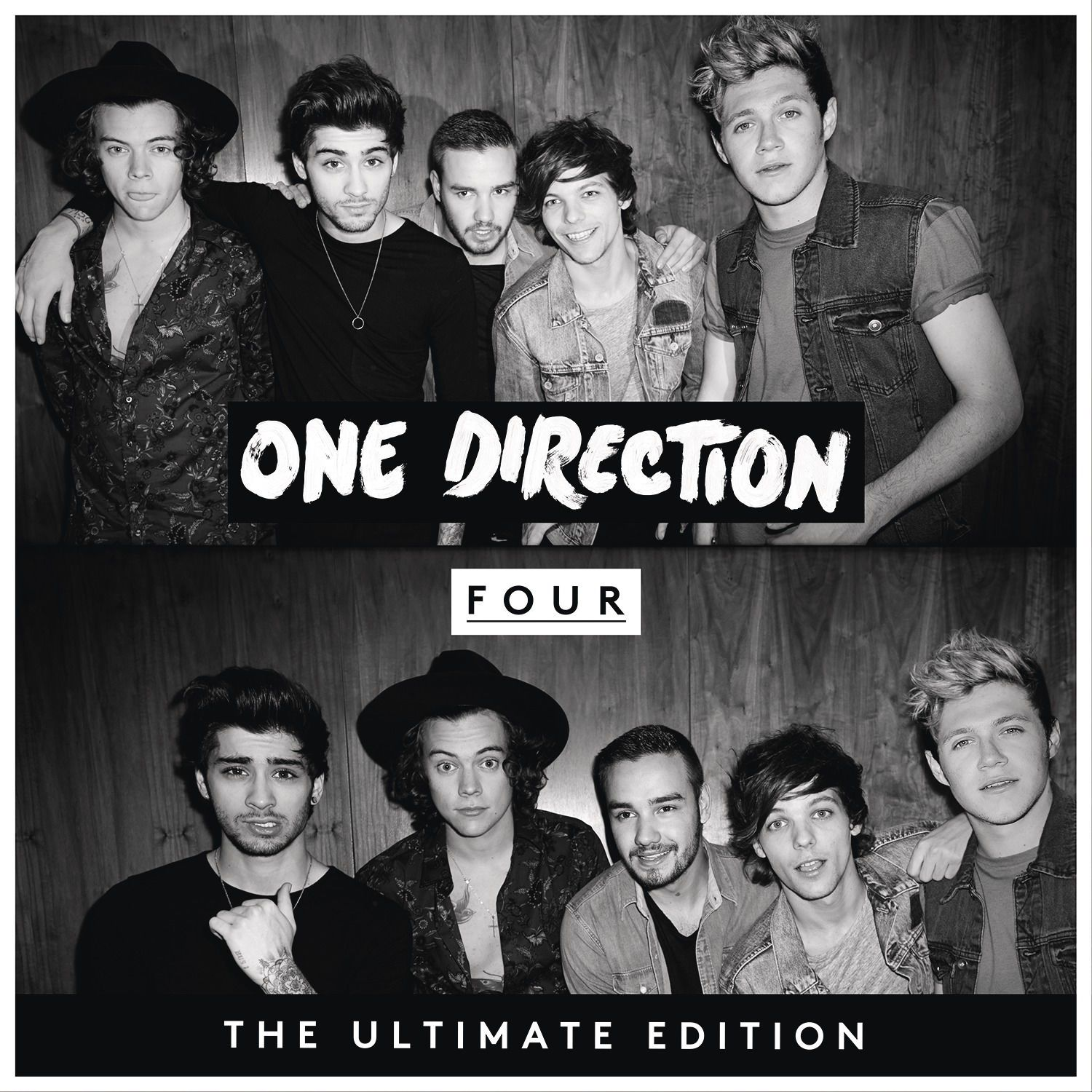 Four Ultimate Edition By One Direction On Itunes One Direction Albums One Direction One Direction Pictures