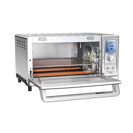 Cuisinart Toaster Oven Broilers Chef S Convection Toaster Oven Walmart Com Cuisinart Toaster Oven Convection Toaster Oven Cuisinart Toaster