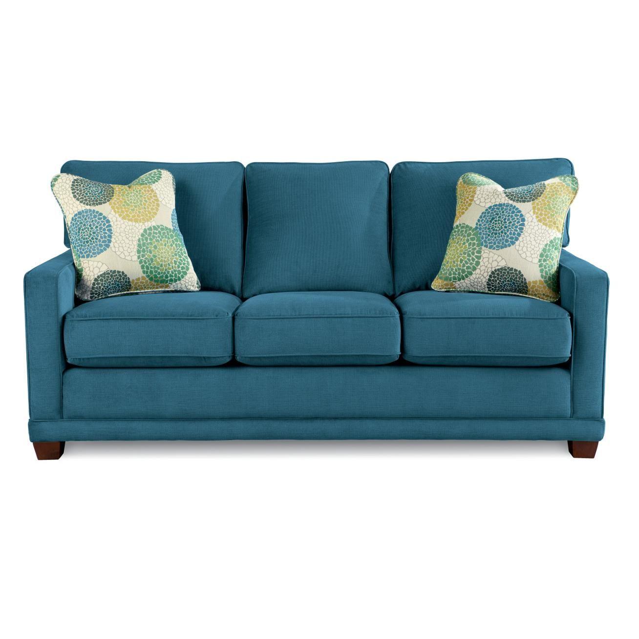 Kennedy Supreme Comfort Queen Sleep Sofa By La Z Boy Sofa Transitional Sofas Furniture