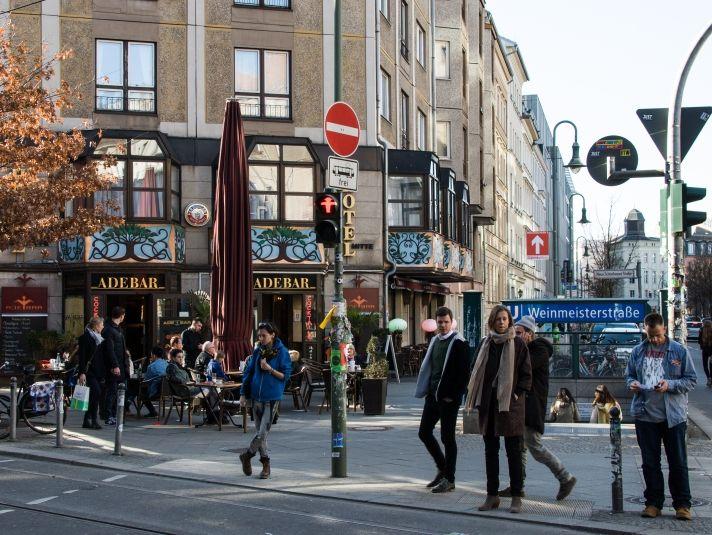 Berlin Mitte Hot Spots Berlin S Bahn U Bahn