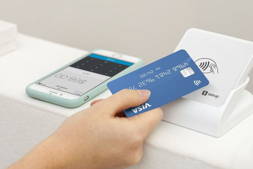 credit card swiper for small business