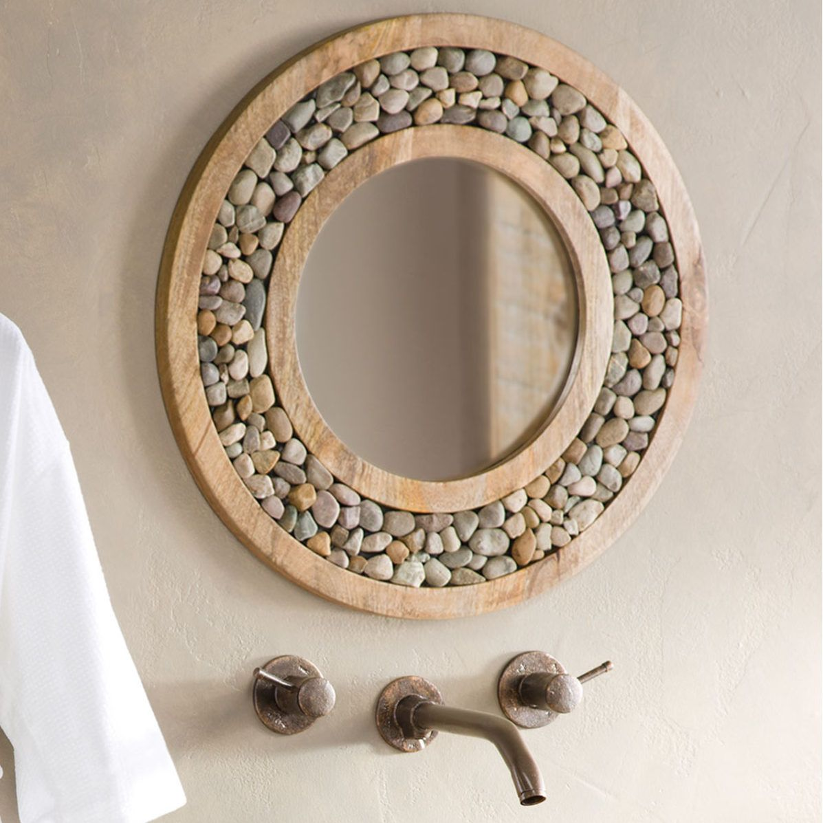 These Brands Make The Most Beautiful Ethical Eco Home Decor In 2020 Mirror Frame Diy Diy Mirror Mirror Decor