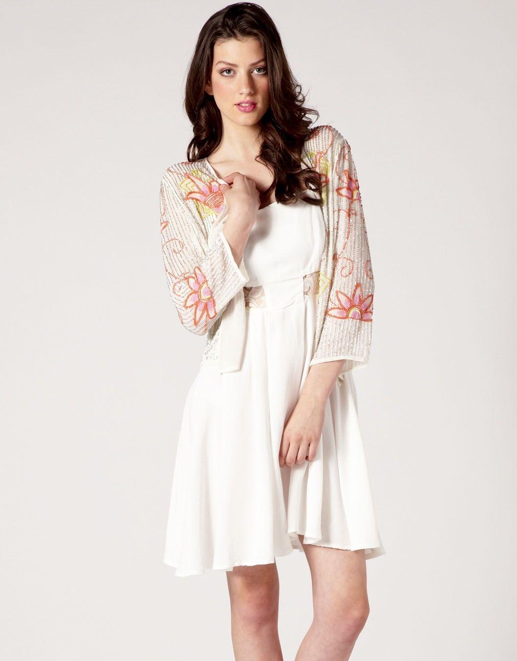 Glassons | Beaded Front Soft Jacket | Soft jacket, Fashion ...