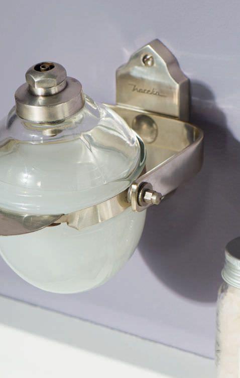 Manual Soap Dispenser Wall Mounted Vintage Haceka B V
