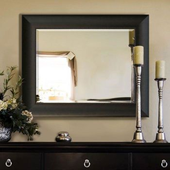 Costco: Charleston Mahogany Mirror