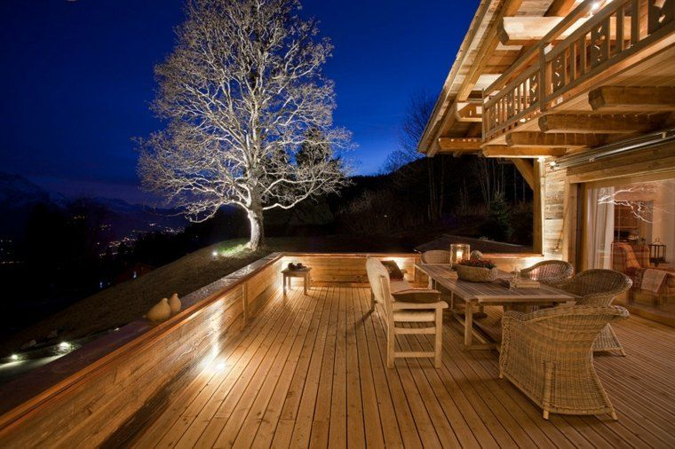 luminaire ext rieur design et clairage de terrasse et balcon eclairages luminaires. Black Bedroom Furniture Sets. Home Design Ideas
