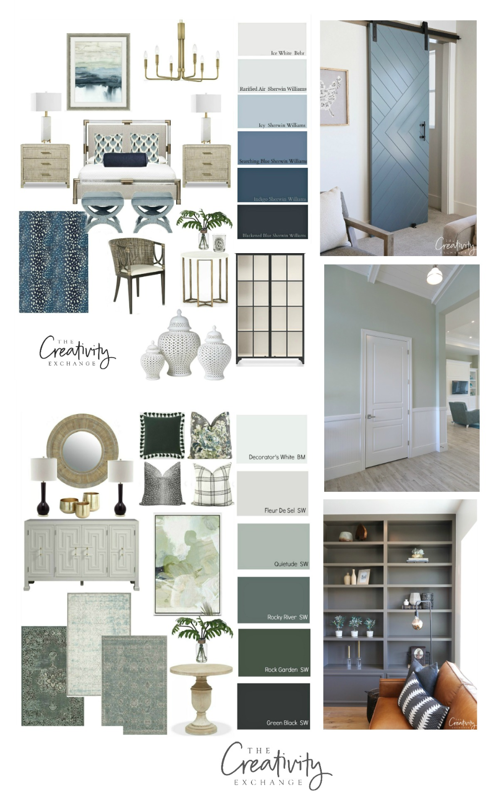 2020 Home Decor and Paint Color Trends in 2020 Trending