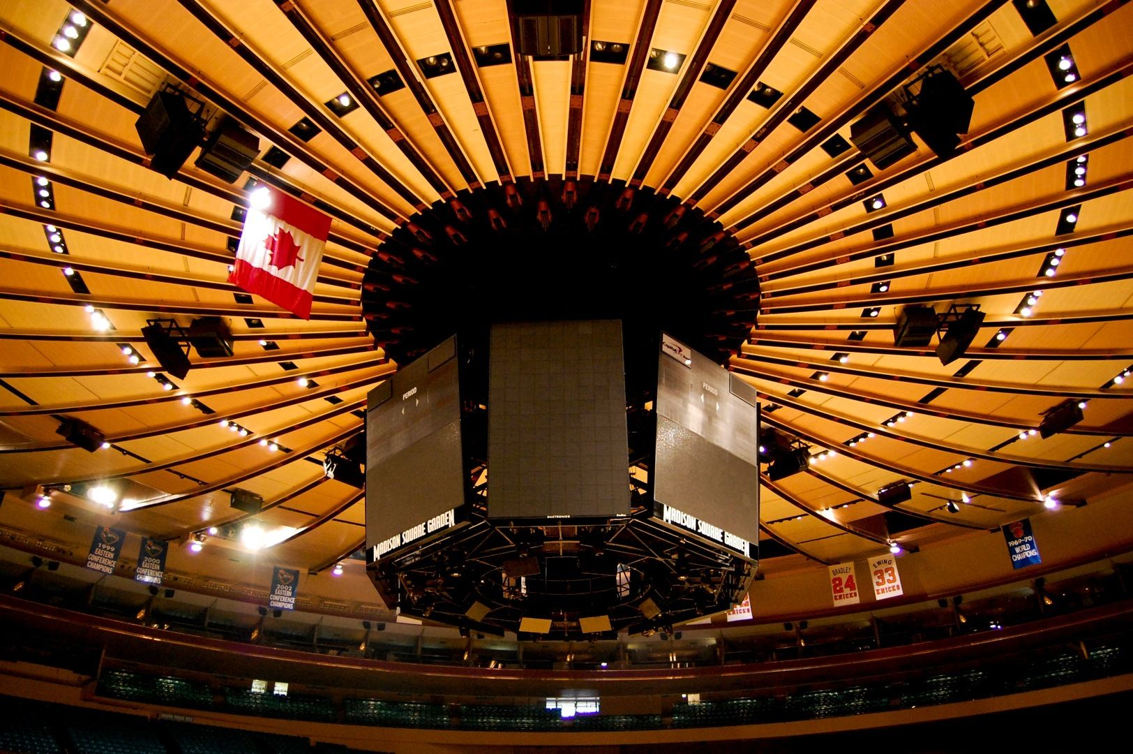 Madison Square Garden, New York, NY - Seating Chart View | CATCHING ...