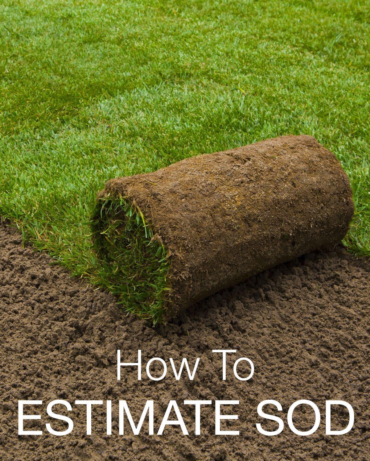 Sod Calculator Estimate How Many Rolls Of Sod You Need S