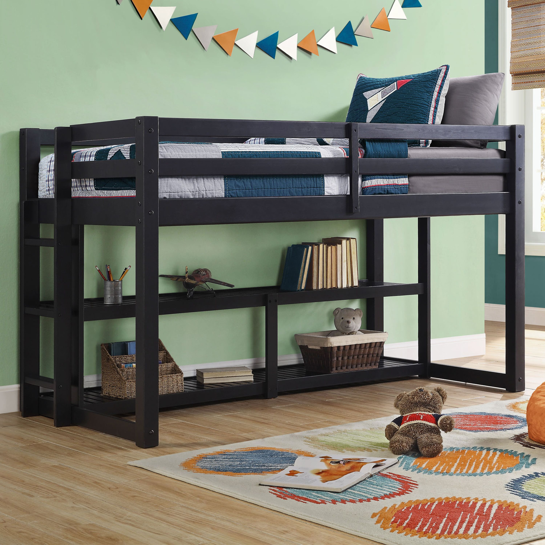 96de9c6414d9691dd3b26c4bd2d16857 - Better Homes & Gardens Loft Bed With Spacious Storage Shelves