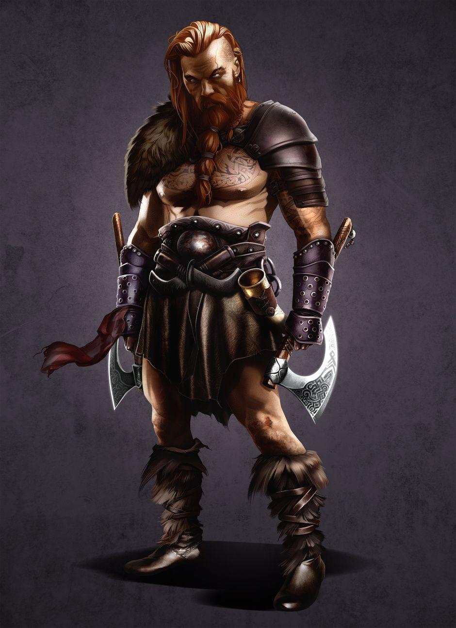 последний день фото викингов варваров белая